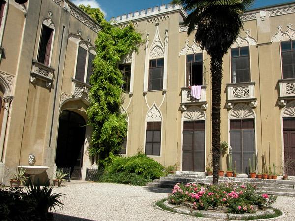 Cover Giardino di Palazzo Giacomini Romiati