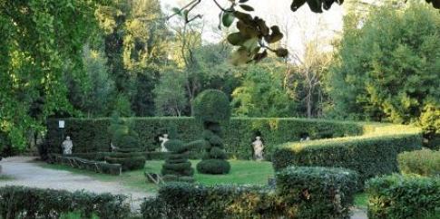 Cover Giardino di Villa Sciarra