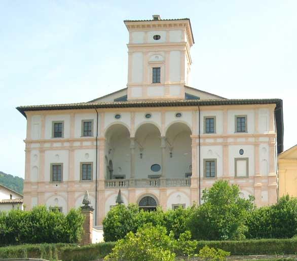 Cover Villa Magherini Graziani e il Museo della Villa Di Plinio in Tuscia
