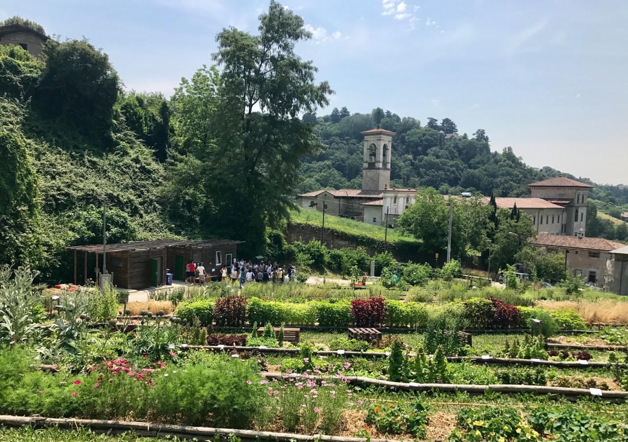 Cover Valle della Biodiversità – Sez. di Astino dell'Orto Botanico di Bergamo