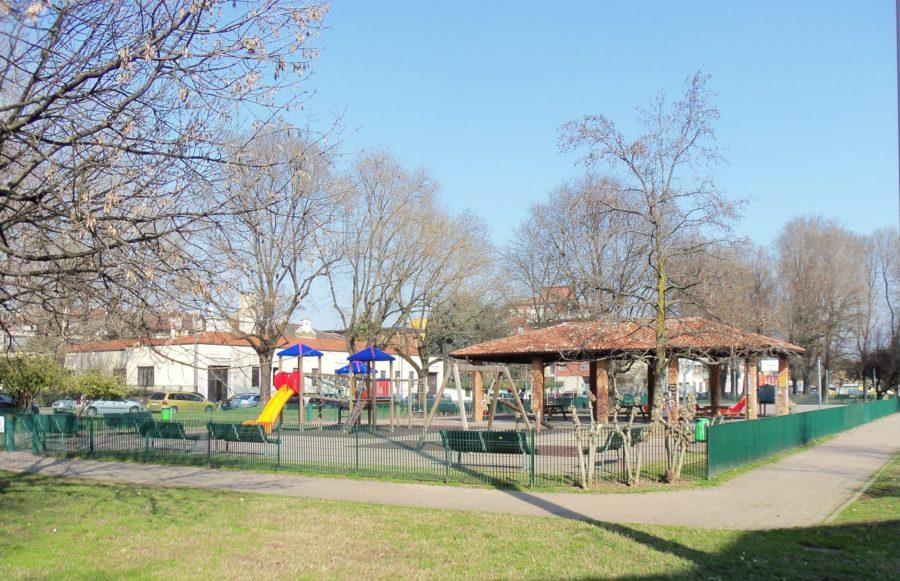 Cover Il parco di Baggio