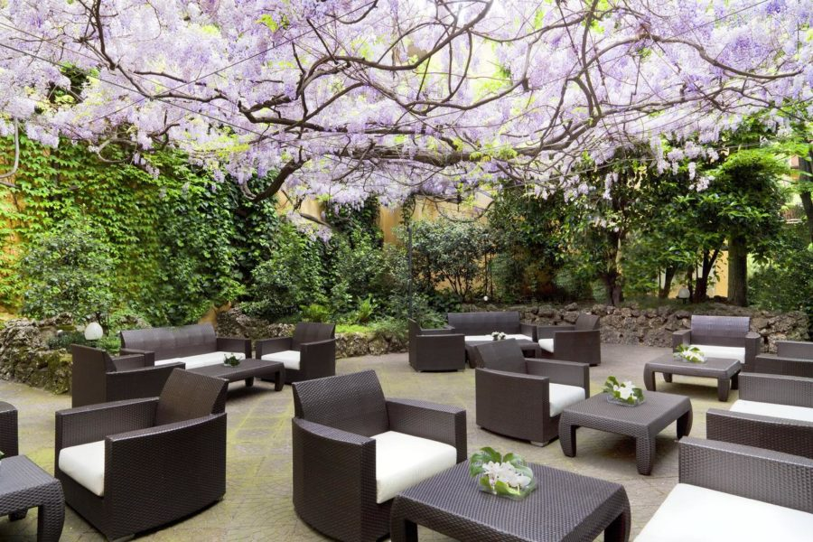 Cover Giardino dell'Hotel Diana