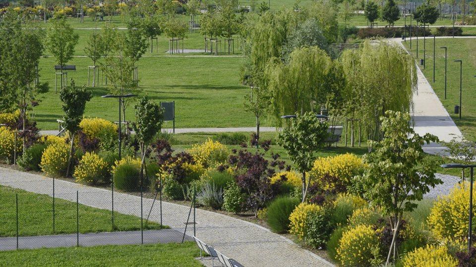 Cover Il parco di Cascina Merlata