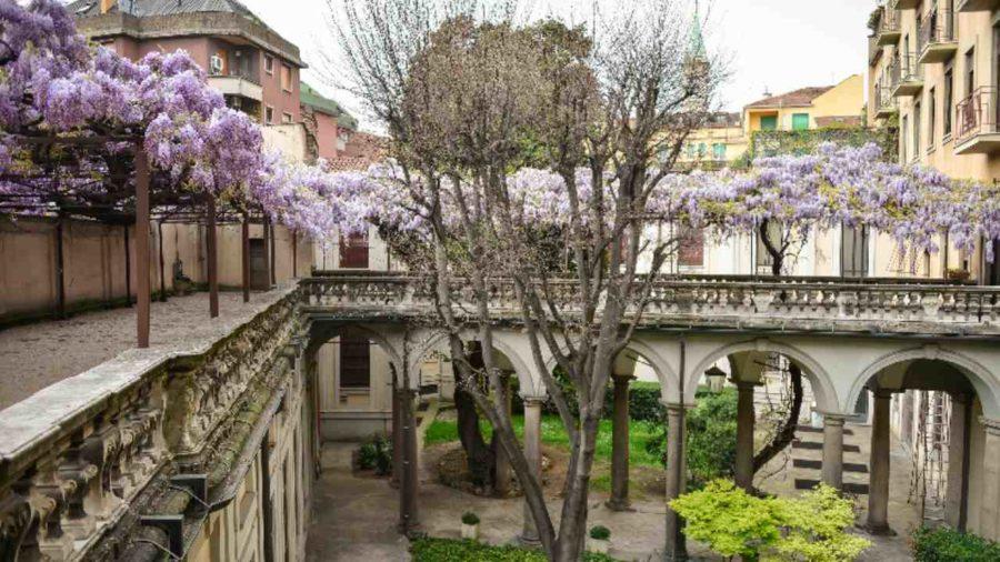 Cover Giardino di Palazzo Archinto