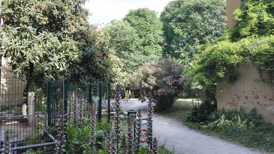 Cover Giardino di via Terraggio