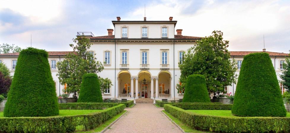 Cover Il parco di Villa Clerici