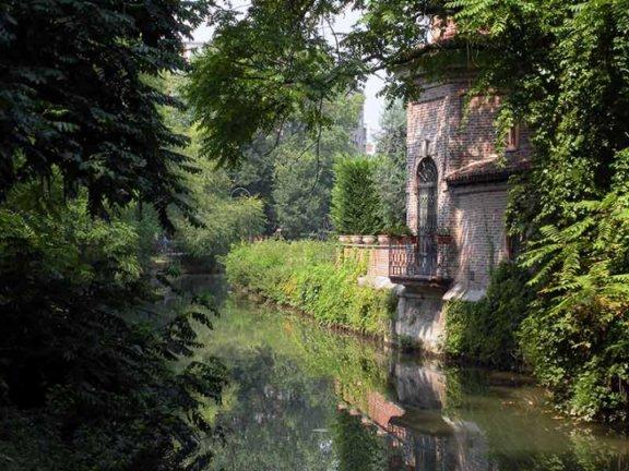 Cover Parco di Villa Finzi