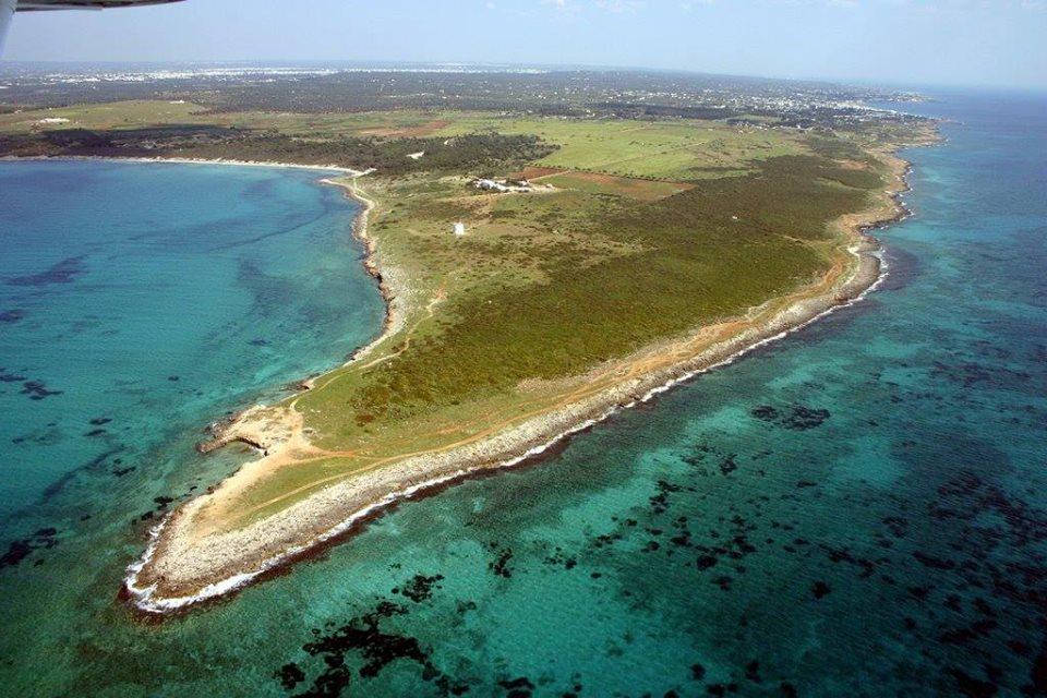 Cover Parco Naturale Regionale Isola di S. Andrea