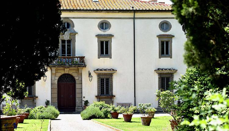 Cover Villa di Bivigliano