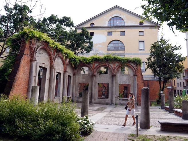 Cover Giardino Artistide Calderini