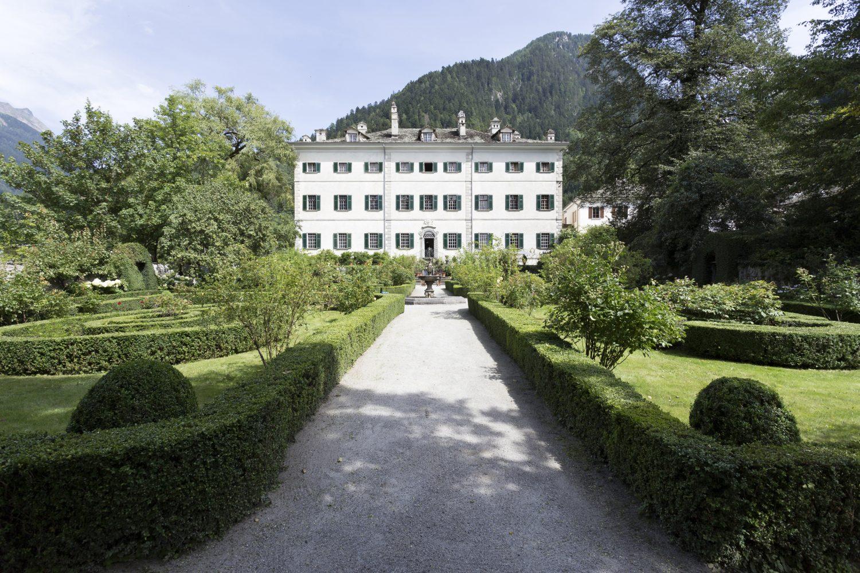 Cover Palazzo Salis a Bondo