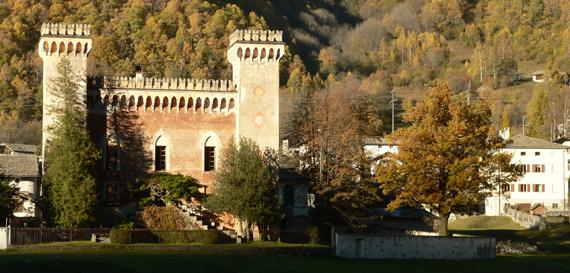 Cover Palazzo  e Giardino Redolfi-Castemur