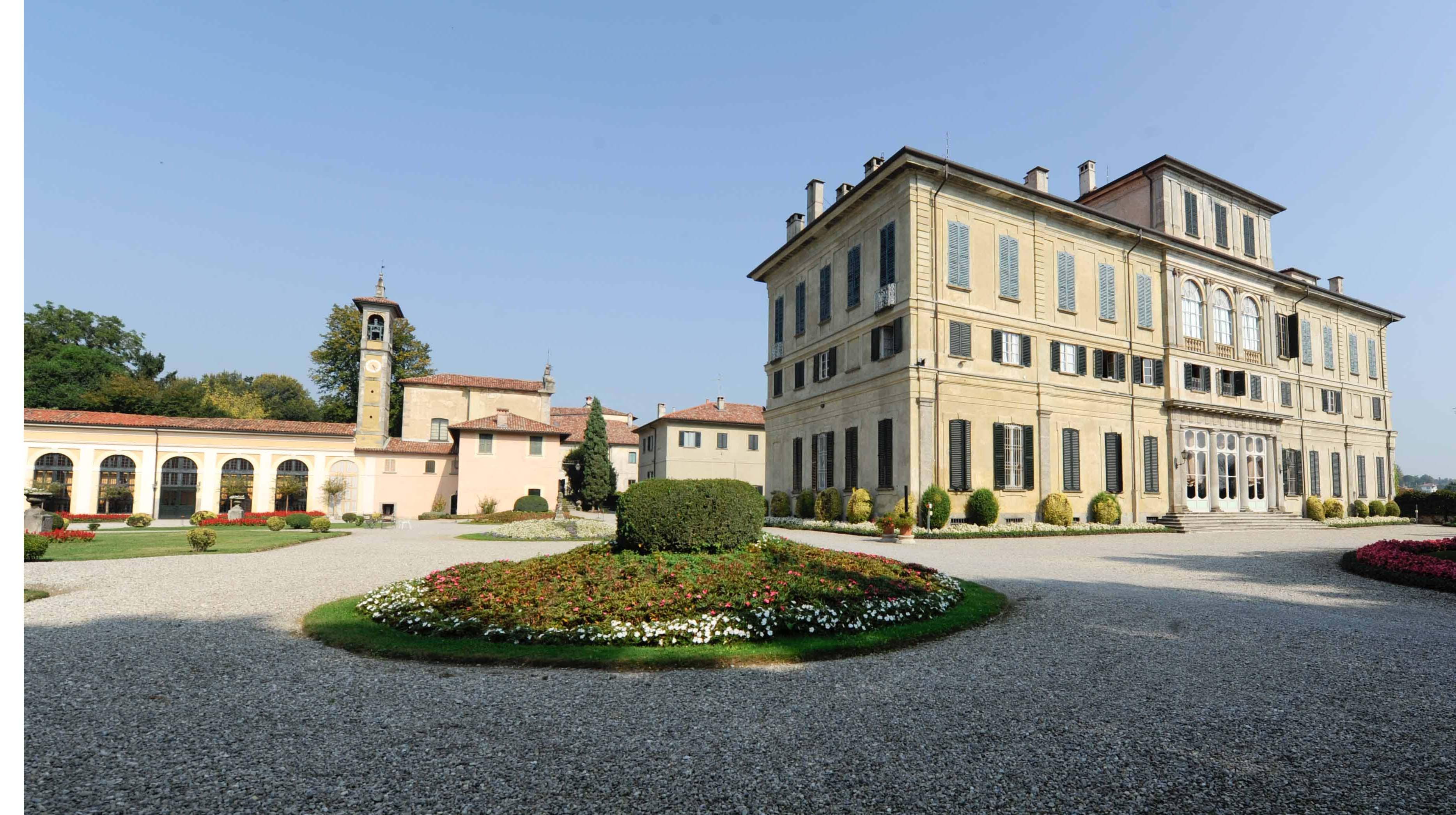 Cover Villa Perego di Cremnago