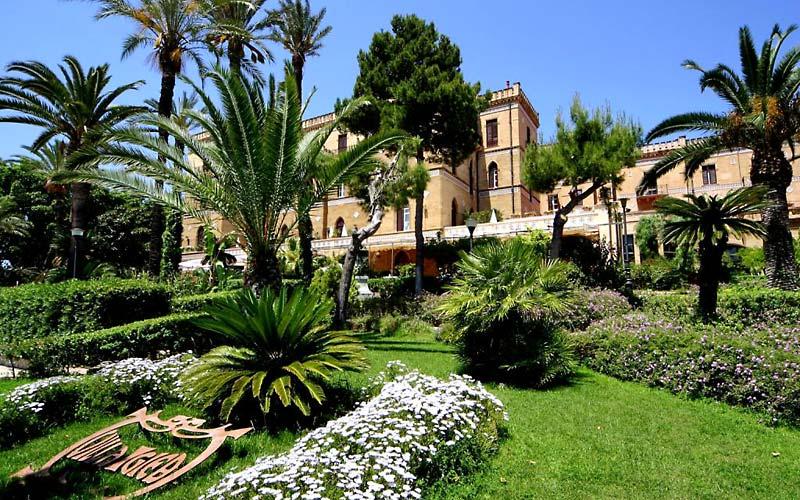 Villa Igiea - Luoghi - Italian Botanical Heritage