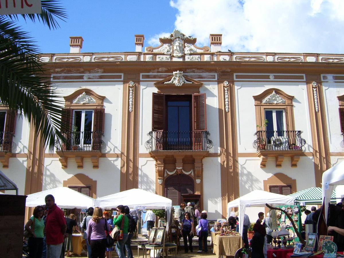 Parco Villa Trabia Palermo