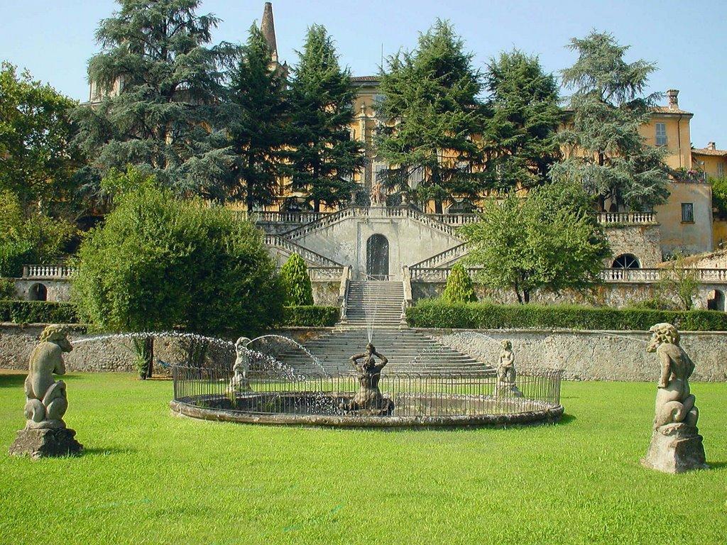 Cover Villa Rosales Pallavicini Brambilla