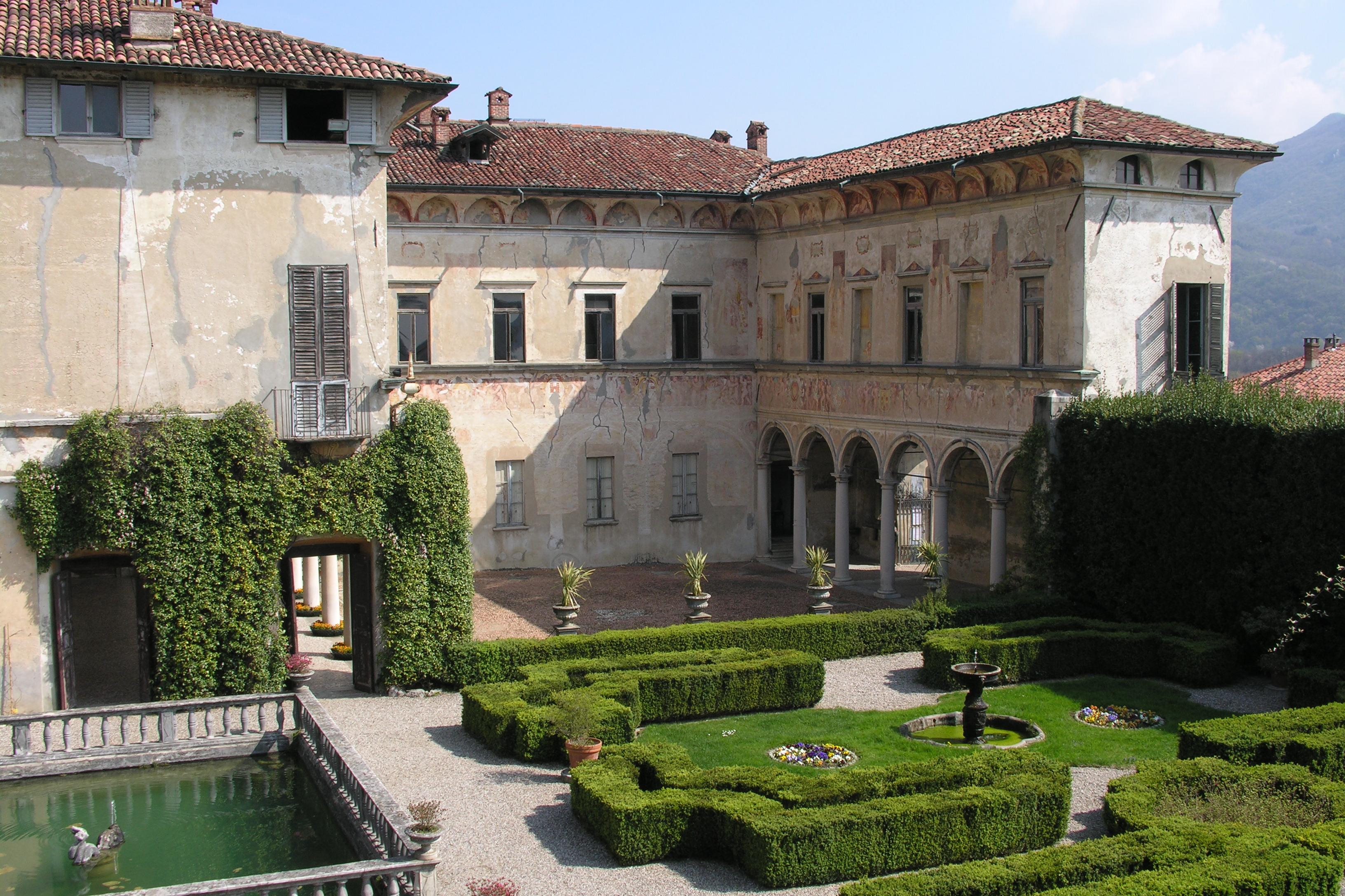 Cover Villa Cicogna Mozzoni