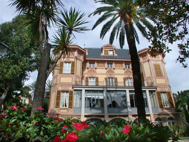 Giardini di Villa Nobel - Luoghi - Italian Botanical Heritage