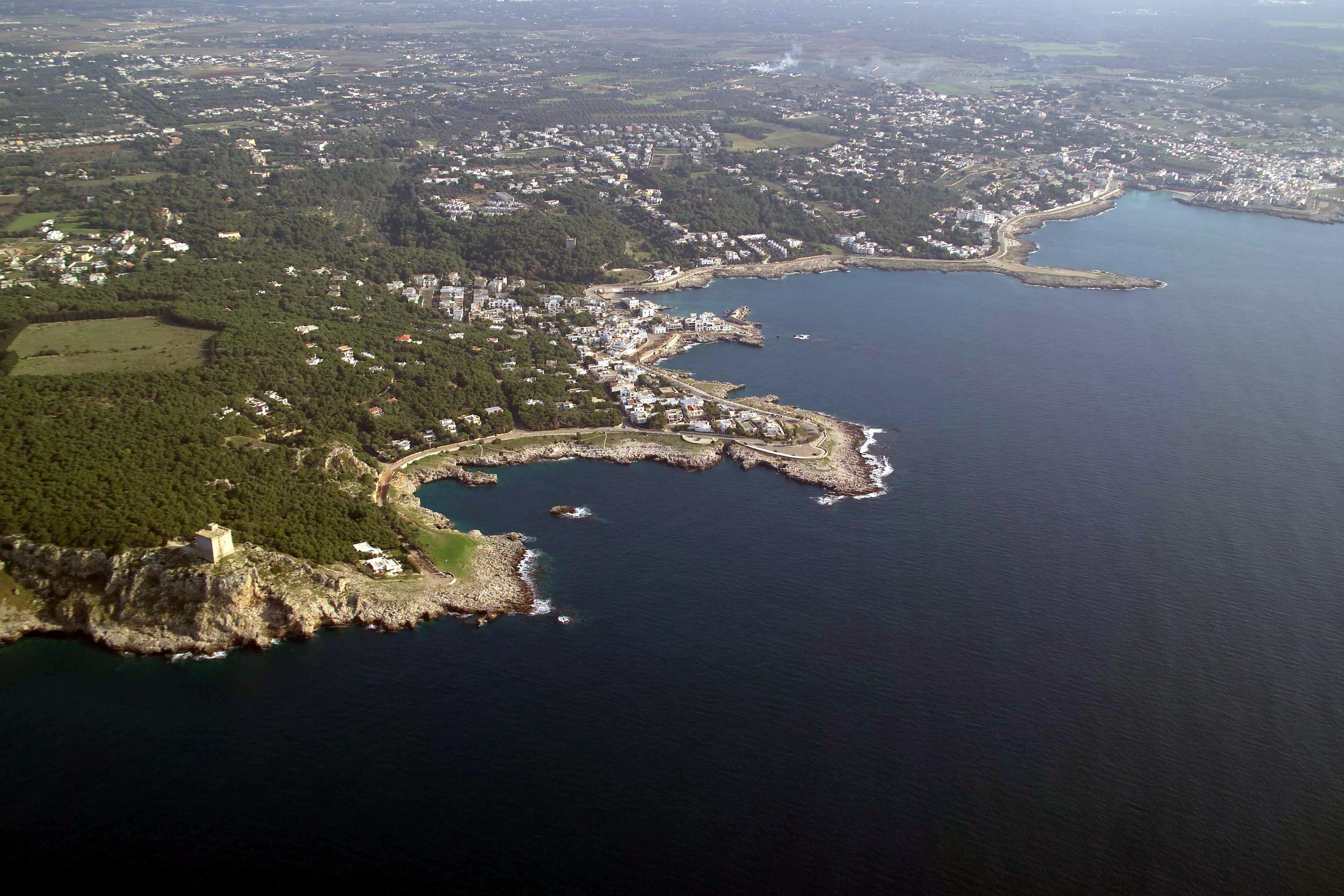 Cover Parco Naturale Porto Selvaggio e Palude del Capitano