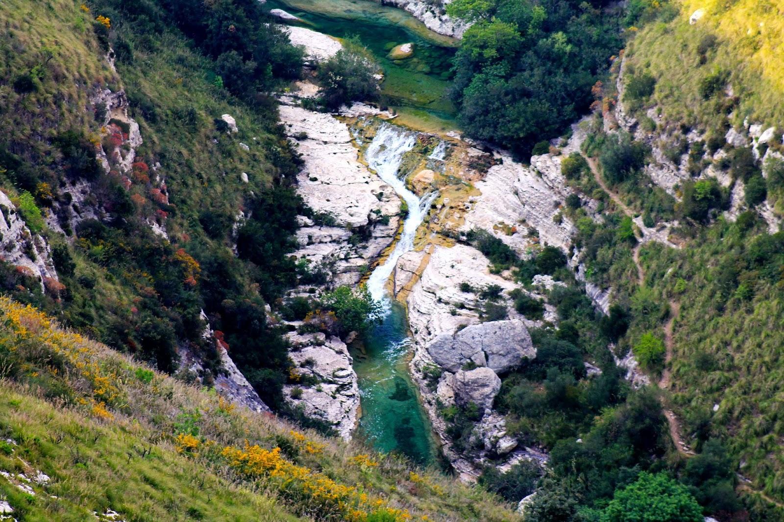 Cover Riserva Naturale Orientata Cava Grande del fiume Cassibile