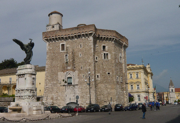 Cover Rocca dei Rettori o Castello di Benevento