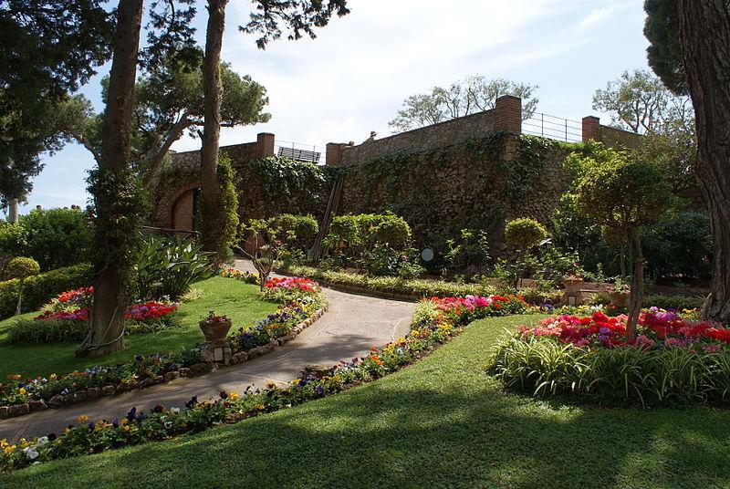 Cover Giardini di Augusto
