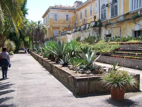 Cover Orto Botanico di Portici