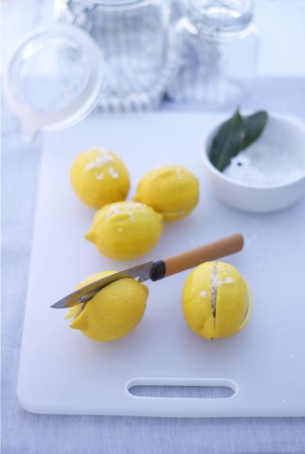 Cover Ambrosia di limoni
