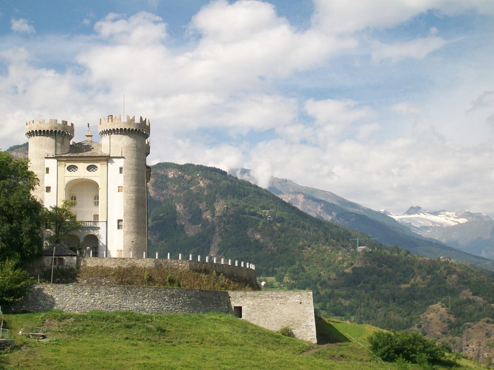 Cover Castello di Aymavilles