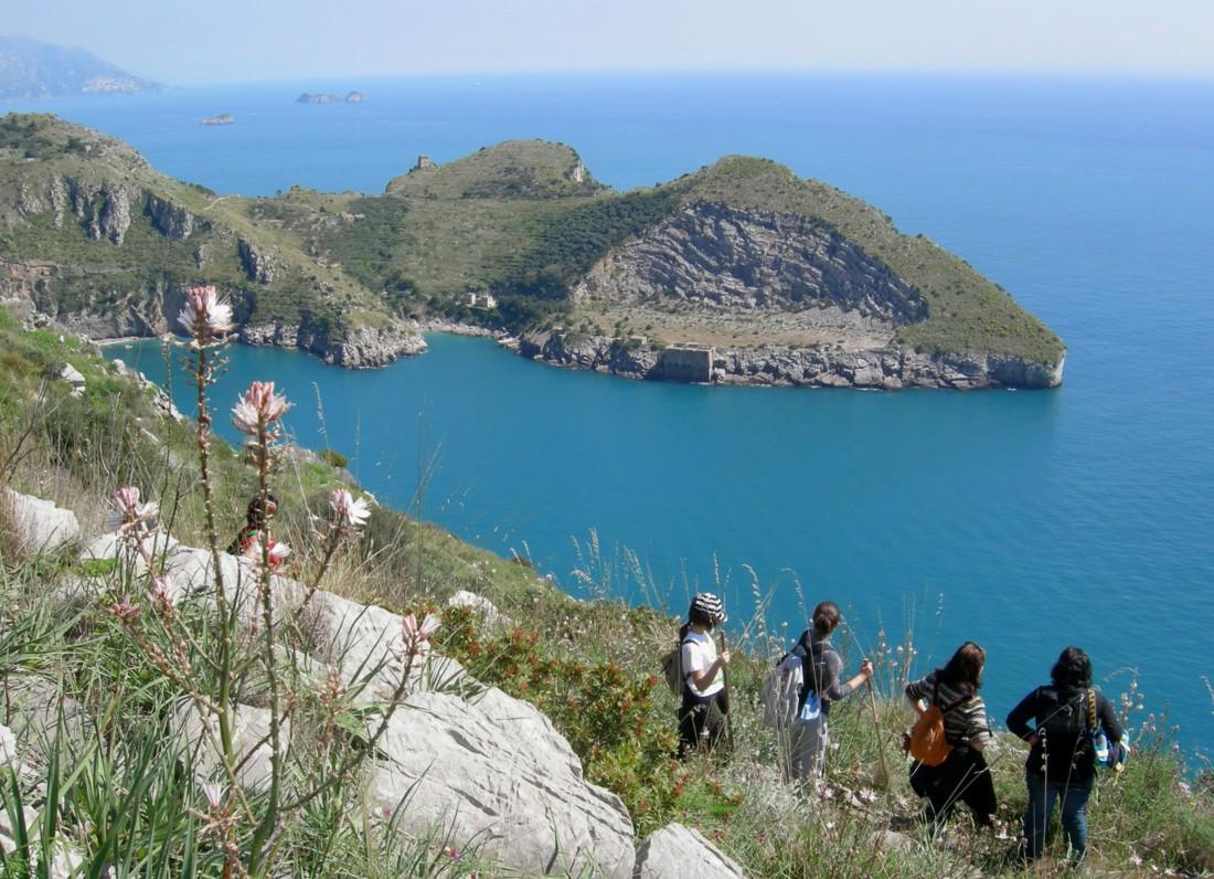 Cover Area marina protetta Punta Campanella