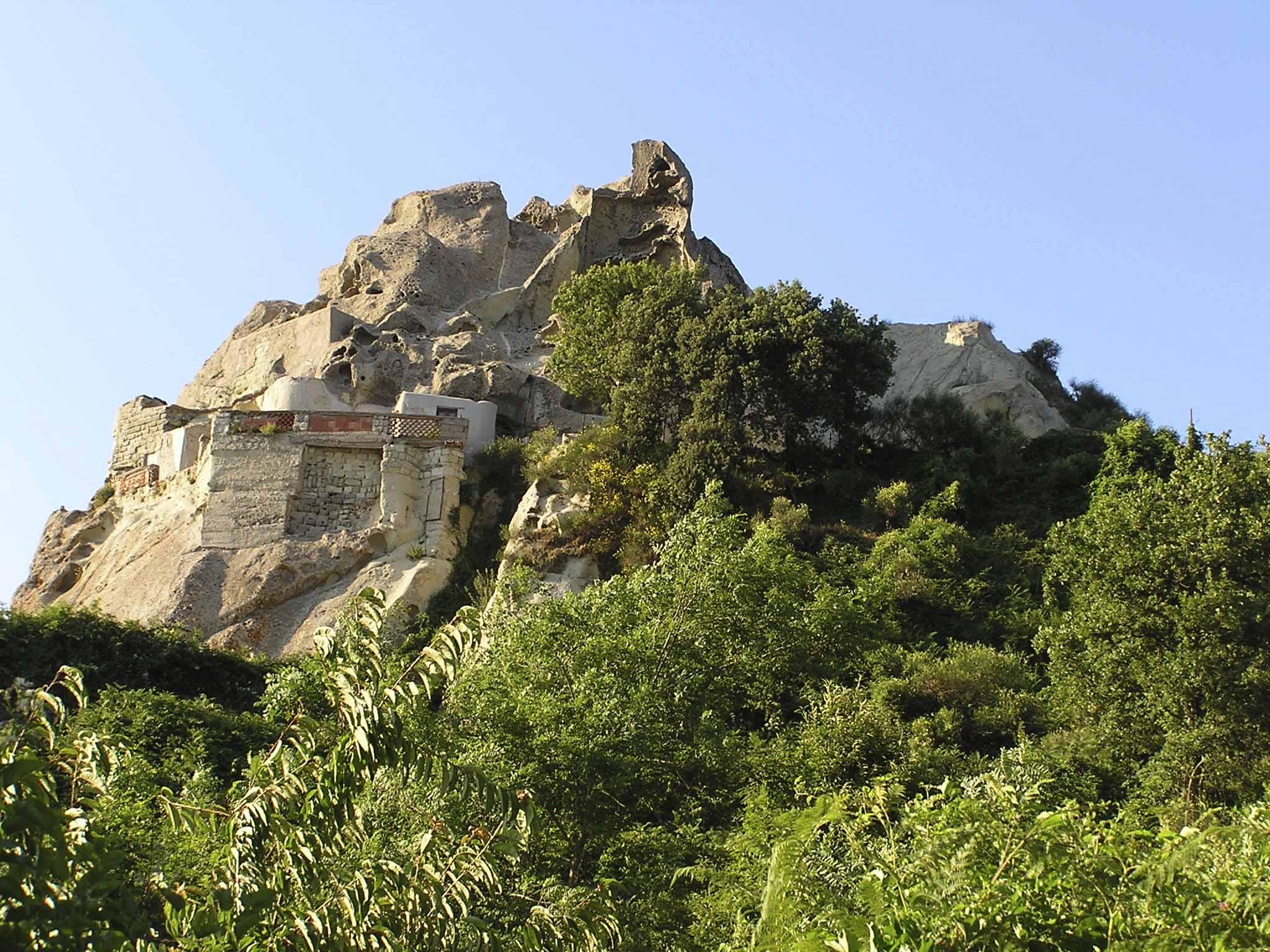 Cover Sentiero per il Monte Epomeo