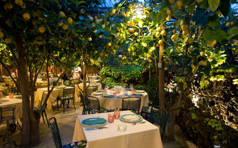 Cover Da Paolino Lemon Trees Restaurant