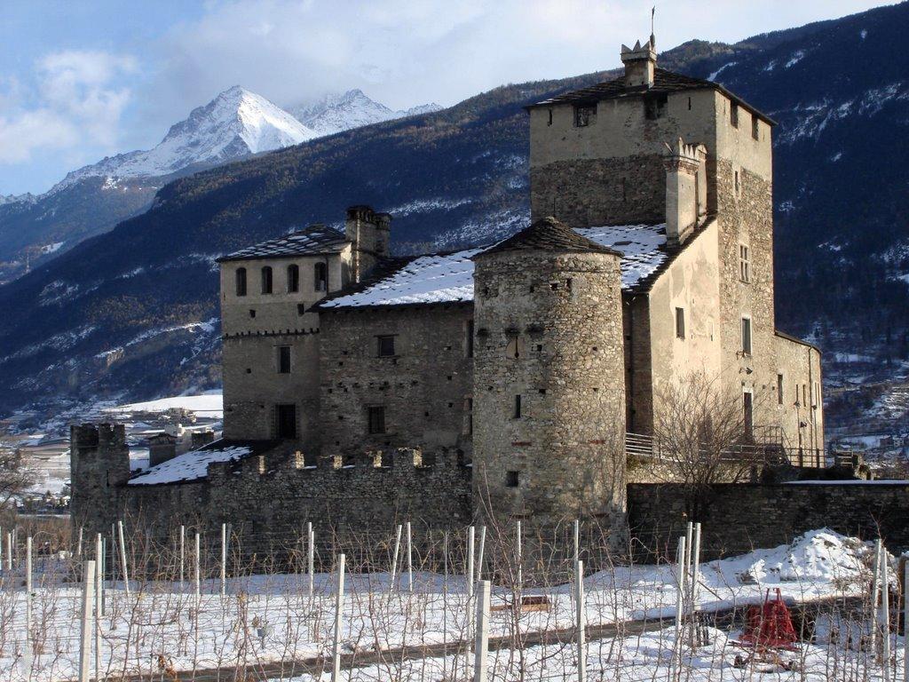 Cover Castello Sarriod de la Tour