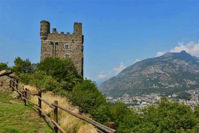 Cover Castello di Ussel