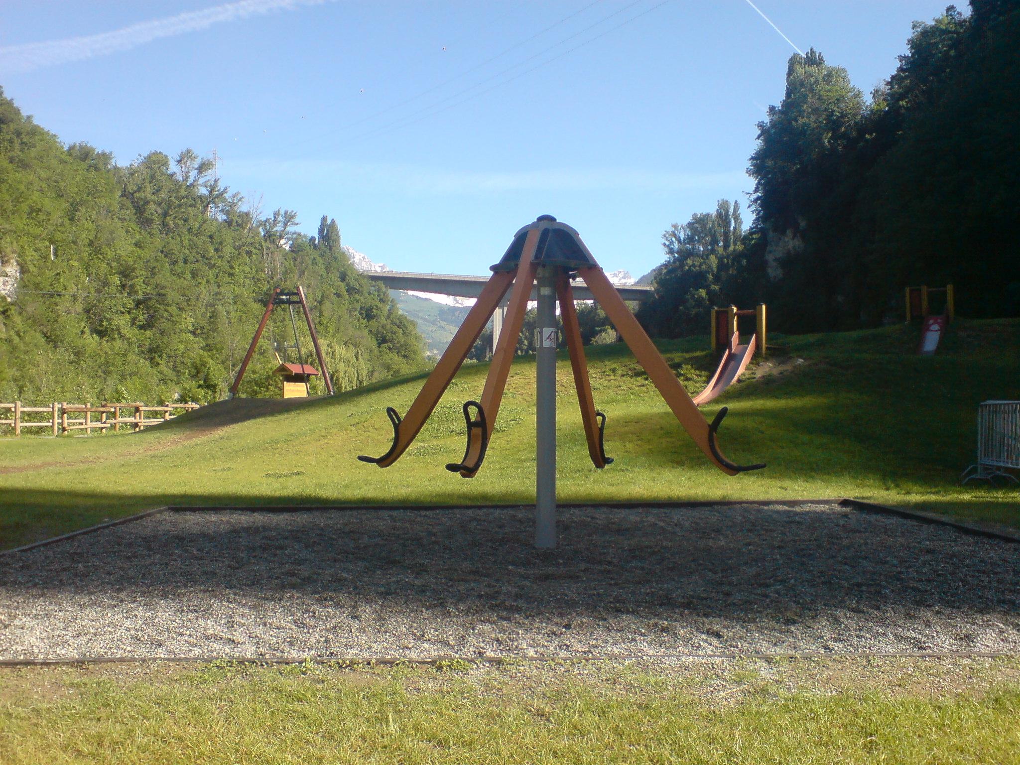 Cover Parco Saumont