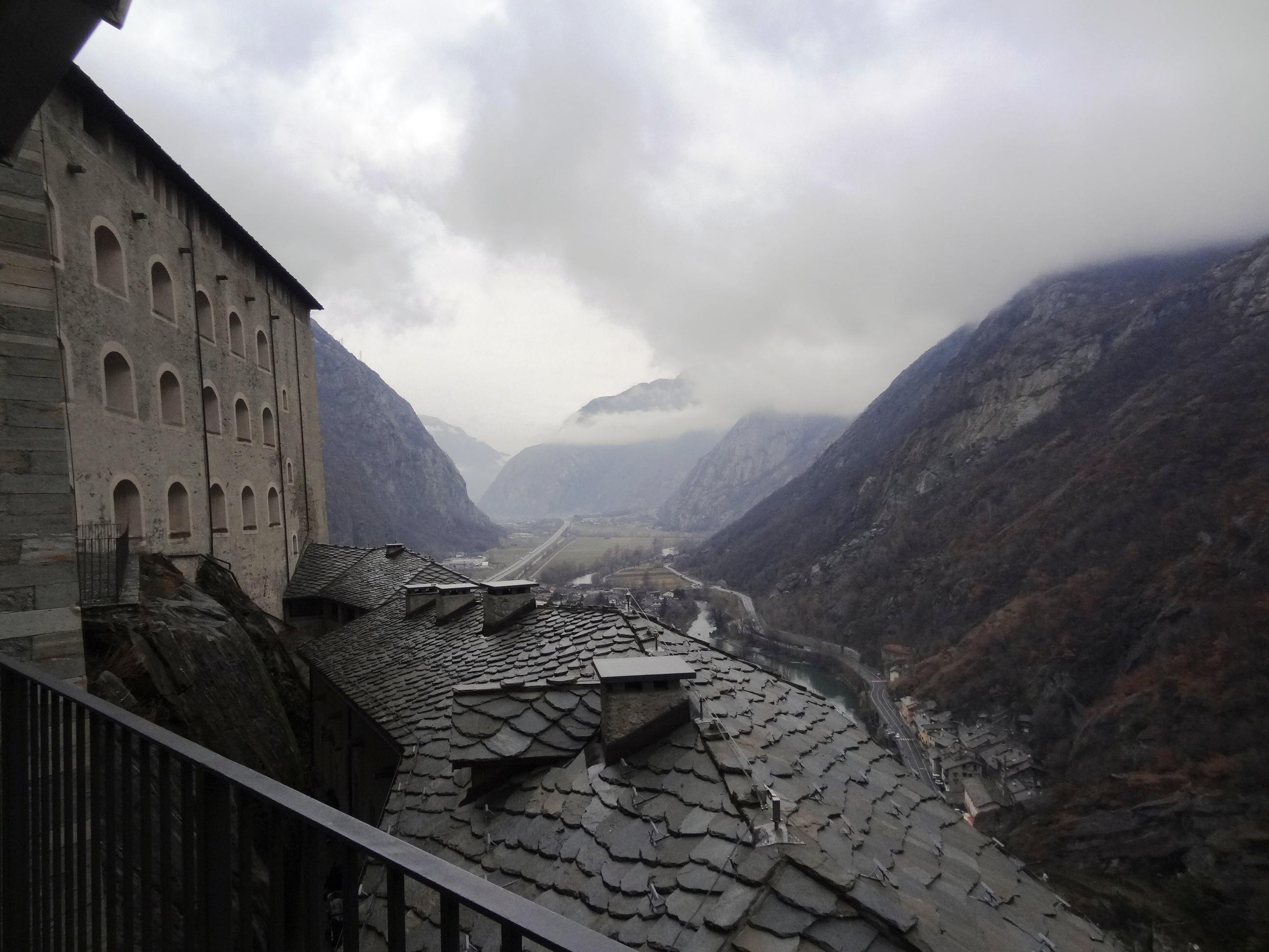 Cover Museo delle Alpi – Forte di Bard