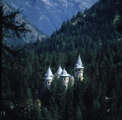 Cover Giardino Botanico Alpino Castel Savoia