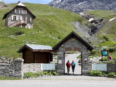 Cover Giardino Botanico Alpino Chanousia