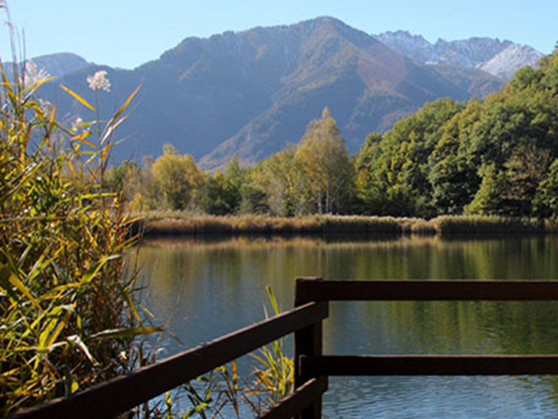 Cover Riserva Naturale Lago di Villa