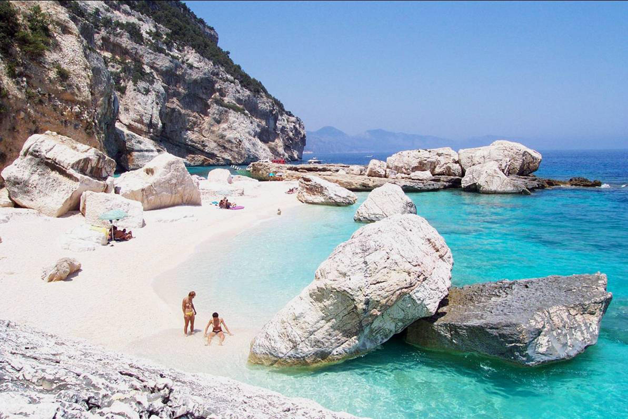 Cover Area di Baunei, Cala Luna e altre spiagge