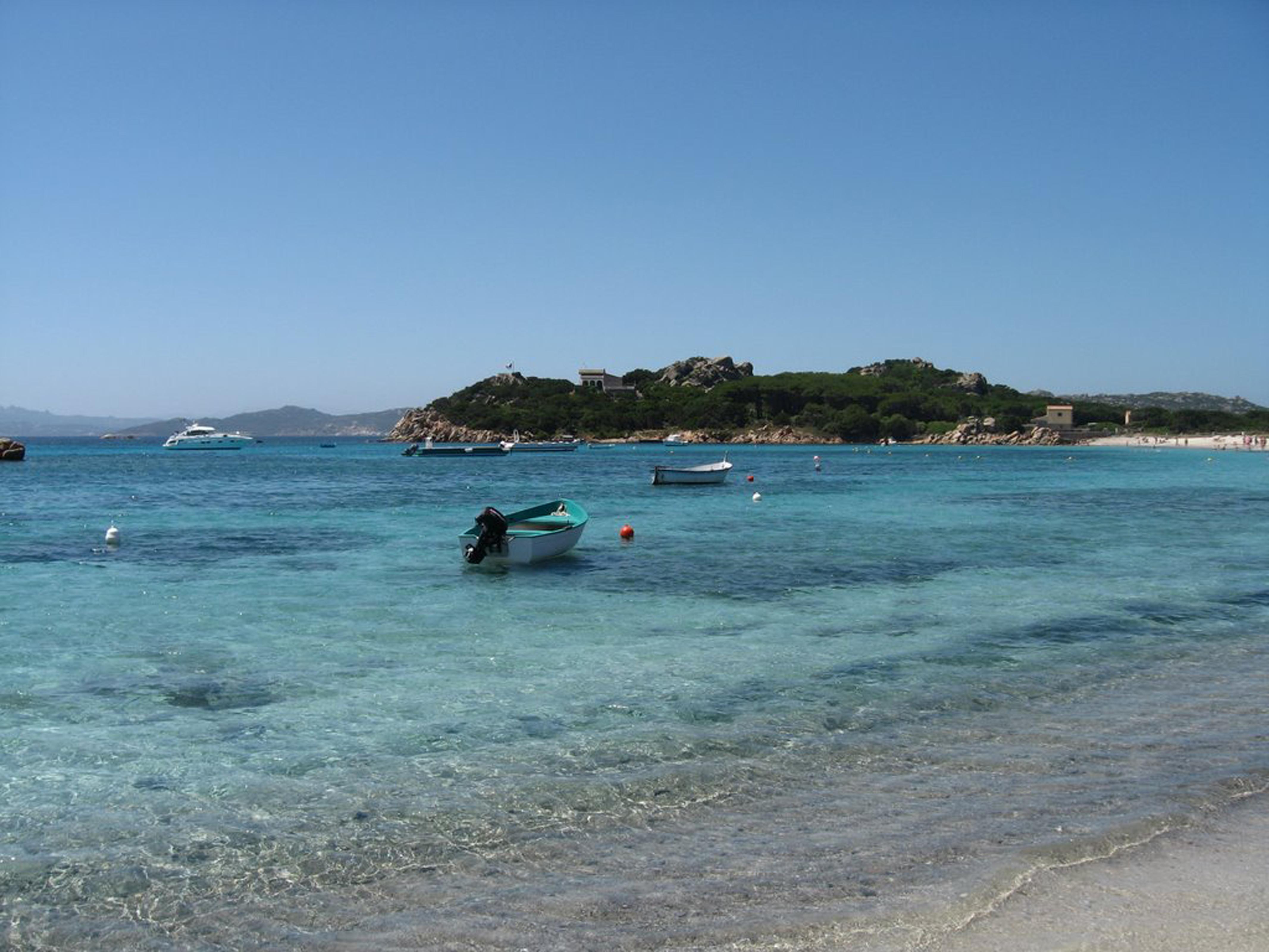 Cover Parco Nazionale dell'Arcipelago di La Maddalena
