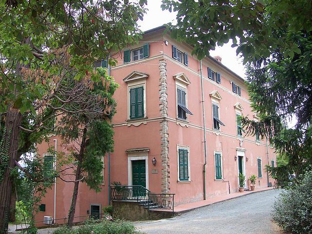 Cover Villa il Chioso