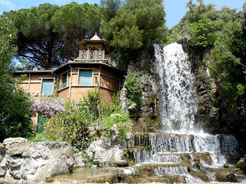 Cover Parco pubblico Villetta Dinegro