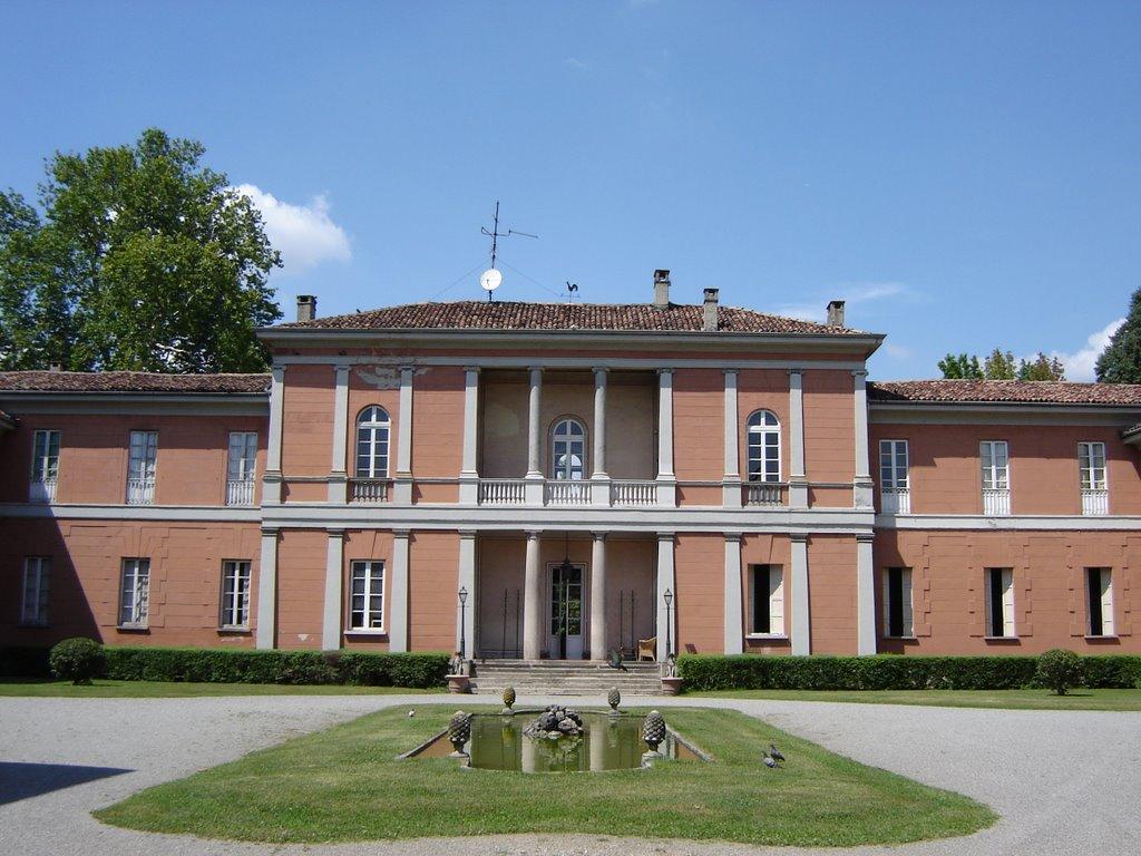Cover Giardino di Villa Manzoni