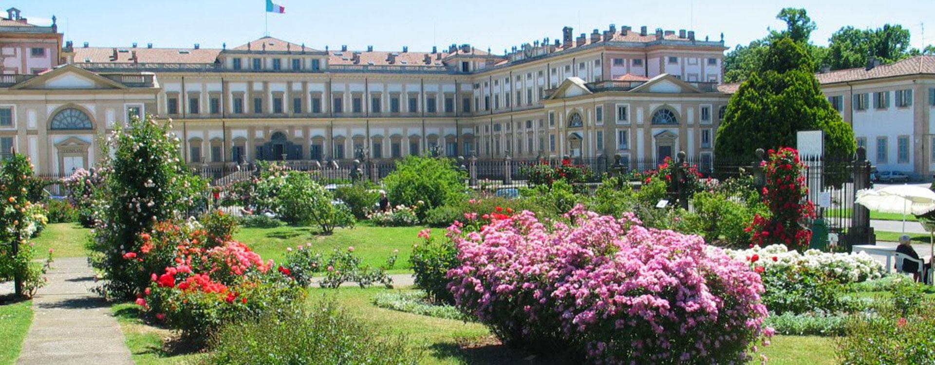 Cover Villa Reale di Monza