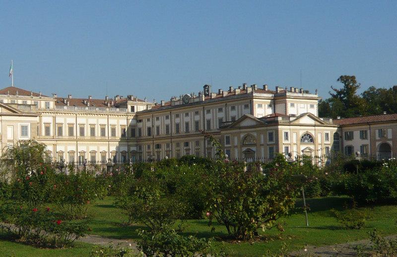 Corsi Villa Reale Monza