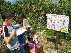 Cover Orto botanico Montemarcello