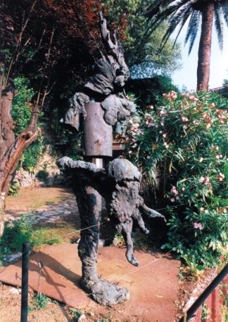 Cover Museo del parco, centro internazionale di scultura all'aperto di Portofino