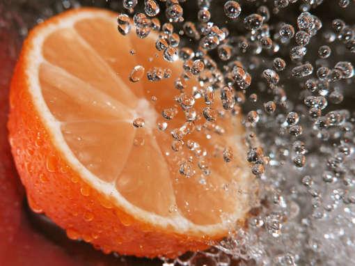 Cover Acqua di fiori di arancio amaro
