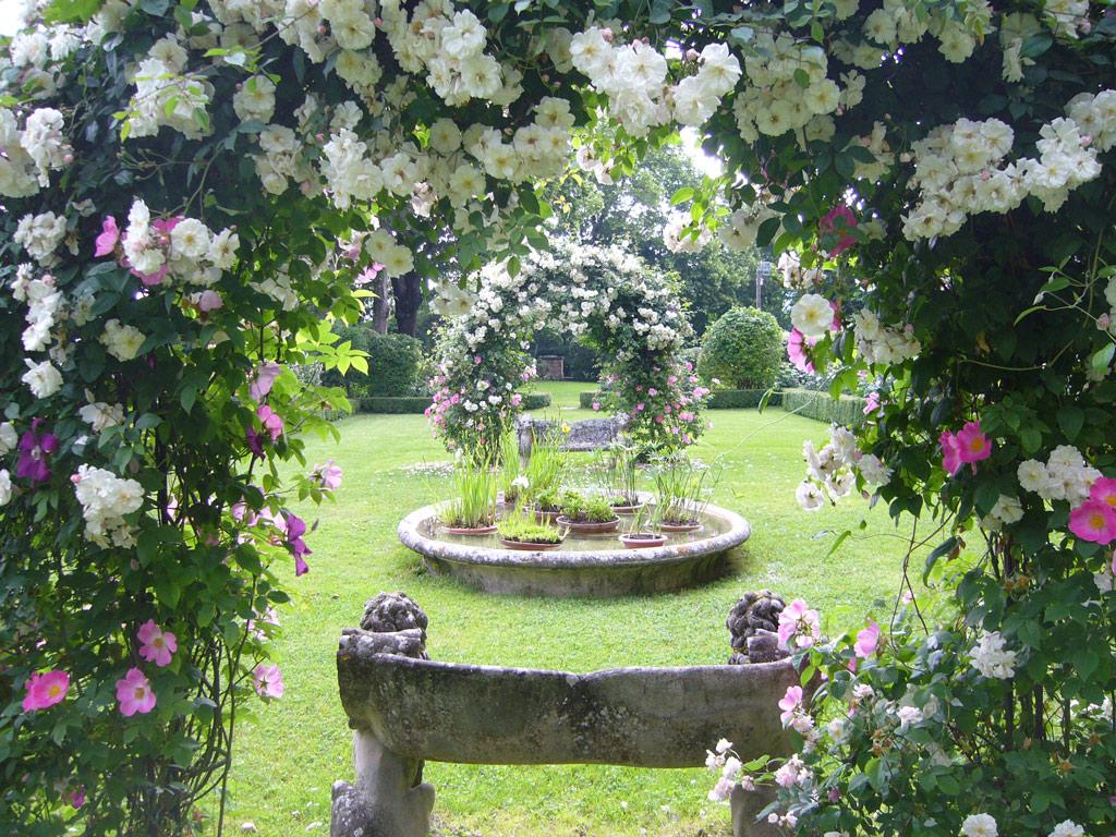 Cover Rocca d'Ajello e giardino